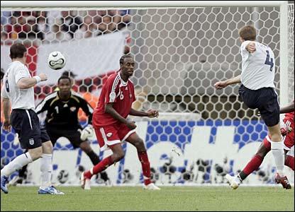 Steven Gerrard fires home a left-foot screamer