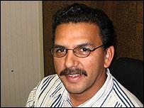 Adrián Maldonado, director de la Federación Nacional e Internacional de Nayaritas en EE.UU.