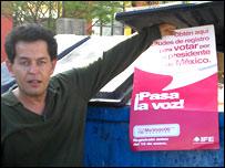 Eduardo Ruiz Camarena dirige la Federación de Clubes Aguascalientes