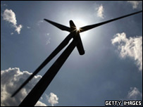 Wind farm generic (Getty)