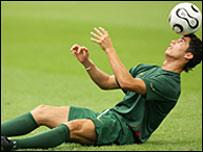 Portuguese star Cristiano Ronaldo