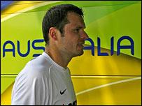 Australia skipper Mark Viduka