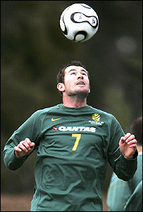 Brett Emerton, Blackburn Rovers and Australia