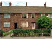 Sir Paul McCartney's childhood home