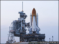 Discovery shuttle (Getty Images)