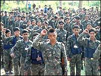 Nepalese Maoists
