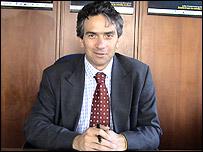Francisco Fernández, director ejecutivo del  Fondo de Prevención Vial