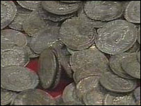 Roman coins (generic)