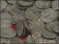 Roman coins (generic)