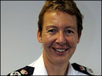 Julie Spence Cambs chief constable