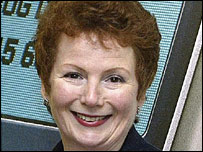 Labour Party chairman Hazel Blears