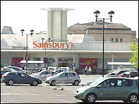 Sainsbury's in Swansea