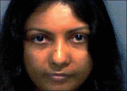 A woman who stalked and harassed an ex-colleague after a one night stand has been jailed for four years.