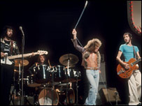 The Who in 1973