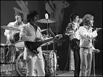 The Who in 1967