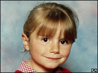Sarah Payne, murdered by a known paedophile.
