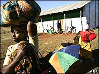 Burundian refugees in Tanzania prepare to go home