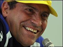 Ecuador coach Luis Suarez