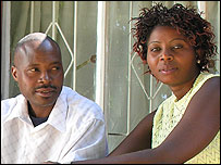 Solomon and Matildah Maimisa