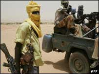 Sudanese Liberation Army rebels