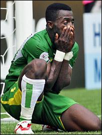 Togo's Kader Mohamed