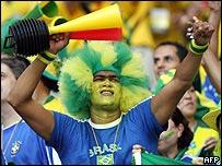 Aficionado brasile�o