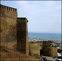 Derbent's fortress