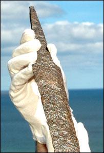 7th Century sword