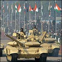 Indian tanks