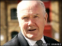 Home Secretary John Reid