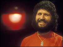 Dave Lee Travis  on TOTP