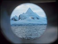 Antarctica Credit: Michael Van Woert, NOAA NESDIS, ORA