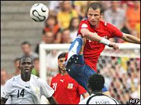 Ghana v Czech Republic