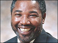 South African Security Minister Charles Nqakula