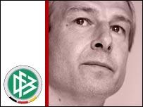 Germany coach Jurgen Klinsmann