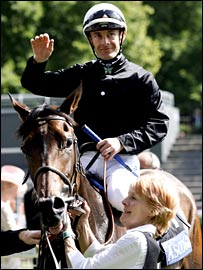 Olivier Peslier and Ouija Board