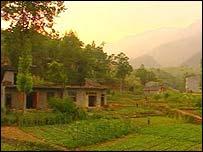 The rural White Horse Village