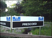 HM Prison Prescoed