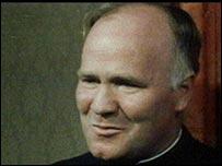 Monsignor Denis Faul