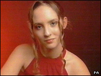 Jade Kenyon (credit PA/British Transport Police)