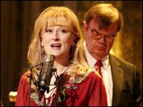 Meryl Streep in A Prairie Home Companion