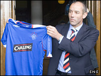 Le Guen's aim is to wrest the SPL title from Celtic