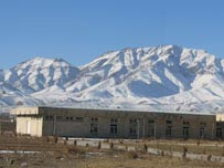 The Cure International Hospital in Kabul