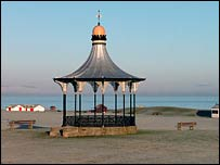 Nairn bandstand (Pic: Undiscovered Scotland)