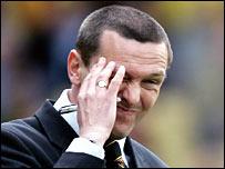 Watford boss Adrian Boothroyd