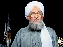 Ayman al-Zawahiri video