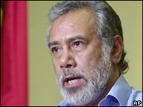 President Xanana Gusmao gives an address to the nation 22 June 2006