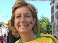 Australia fan
