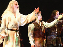 The Lord of the Rings musical in Toronto