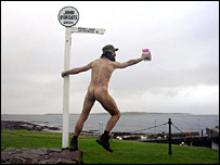Naked Rambler Stephen Gough 
